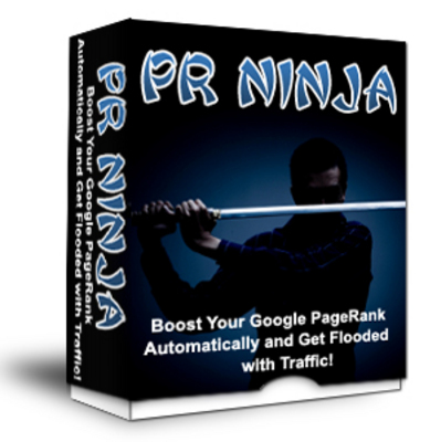 Product picture SEO Backlink Software - PageRank Ninja